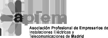Logo Asociación Profesional de empresarios de Instalaciones eléctricas y Telecomunicaciones de Madrid
