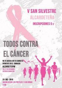 todos contra el cancer cartel